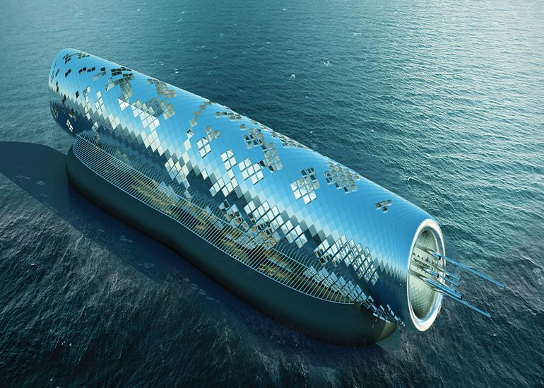 Solar-Powered Pipe Could Produce 1.5 Billion Gallons Of Drinking Water-1