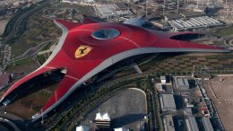 ferrari-world-abu-dhabi-aerial-view