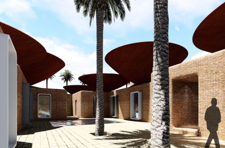 Ingenious, Bowl-Shaped Roofs To Be Iran's Solution To Water Crisis-5