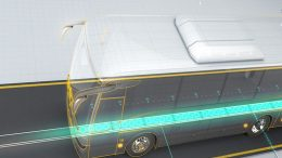 Smart Electric Roads Could Wirelessly Charge Running Vehicles-1