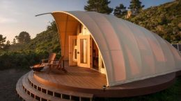 Cocoon A Robust Semi-Permanent Tent That Makes Camping A Luxurious Affair-5