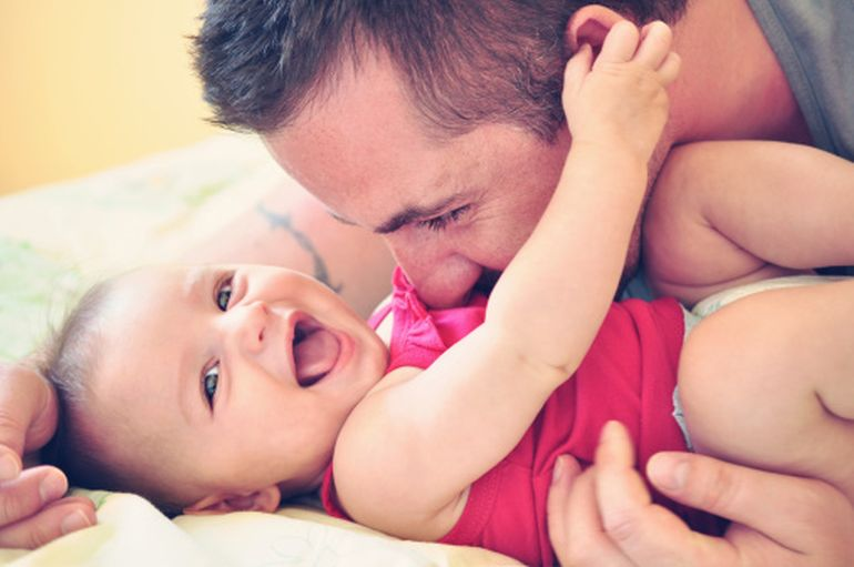 Fathers' Brains Might Be More Responsive Around Daughters Than Sons