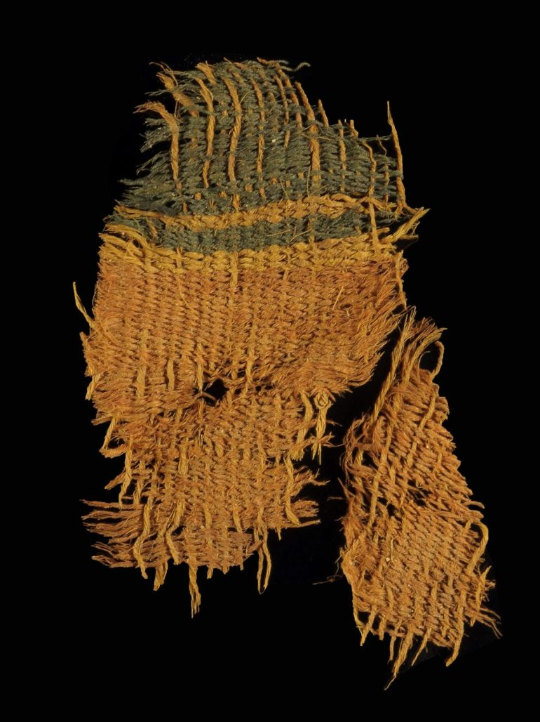 3,000-Year-Old Textiles Point To Earliest Instance Of Chemical Dyeing-2