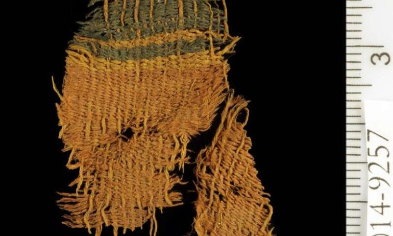 3,000-Year-Old Textiles Point To Earliest Instance Of Chemical Dyeing-4