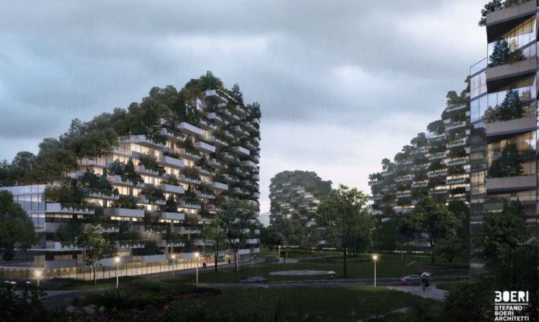Italian Architect Stefano Boeri To Build World's First Forest City In China-4