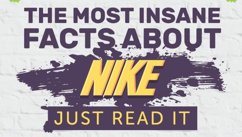 Nike Infographic Featured Image